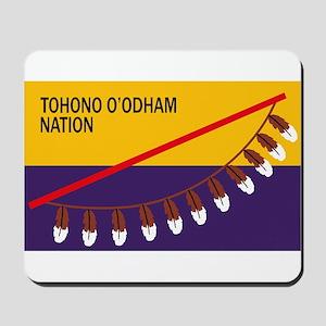 Tohono O'odham Flag Mousepad