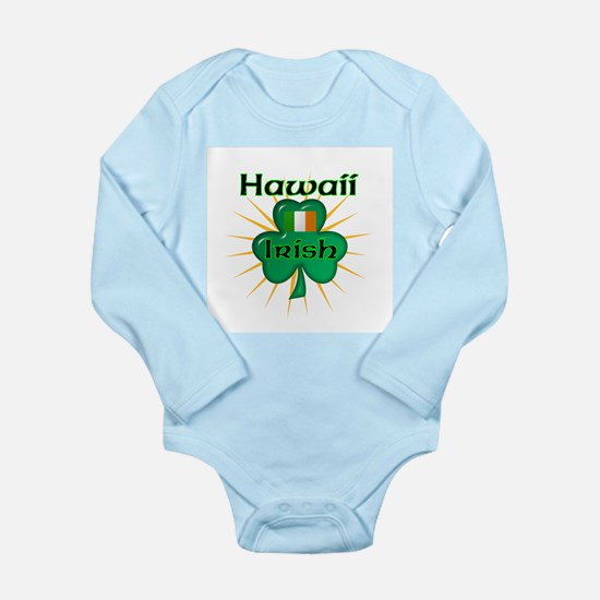 Hawaii Irish Infant Bodysuit Body Suit