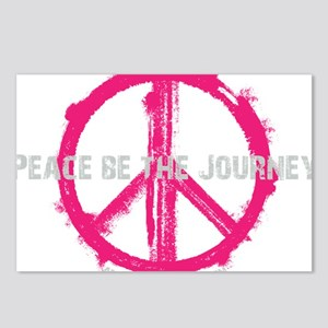 Peace be the Journey - Pi Postcards (Package of 8)