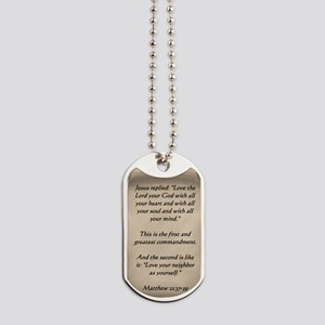 Command3 Dog Tags