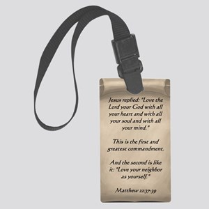 Command3 Large Luggage Tag