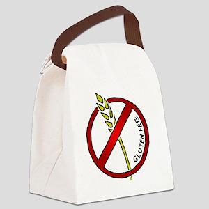 glutenfree Canvas Lunch Bag
