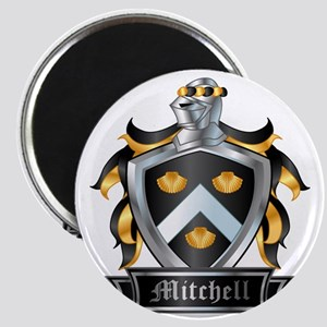 MITCHELL COAT OF ARMS Magnet