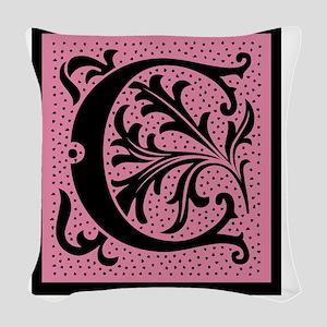 r4c Woven Throw Pillow