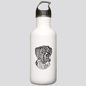 B@W Boxer Stainless Water Bottle 1.0L