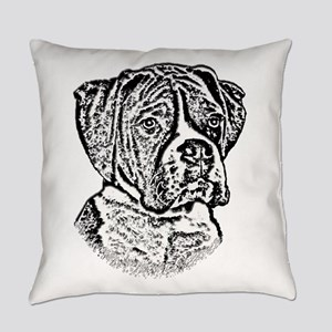 B@w Boxer Everyday Pillow