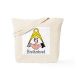 Masonic Brotherhood Tote Bag
