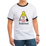 Masonic Brotherhood Ringer T