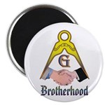 Masonic Brotherhood Magnet