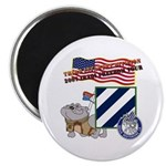 2007 Back to Iraq Magnet