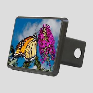 Monarch Butterfly Jigsaw P Rectangular Hitch Cover