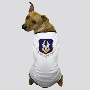 Air-Force-Reserve-Cmd Dog T-Shirt