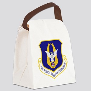 Air-Force-Reserve-Cmd Canvas Lunch Bag