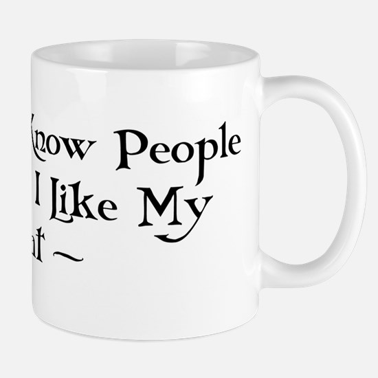 Like Cat Mug