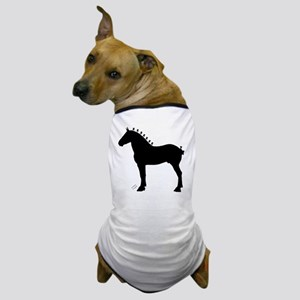 Icepick_lineart_silhouette_signed Dog T-Shirt
