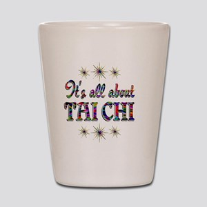 taichi Shot Glass