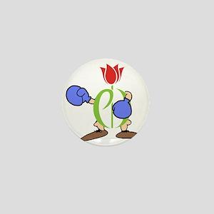 tee-knockout Mini Button