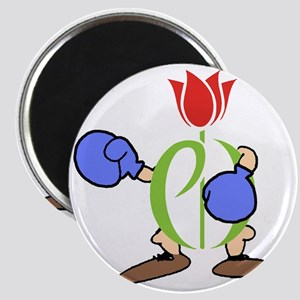 tee-knockout Magnet