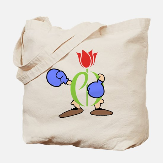 tee-knockout Tote Bag