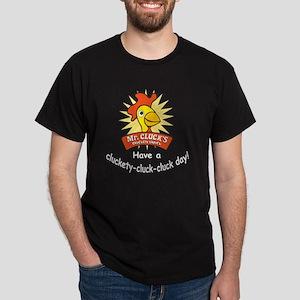 Mr Cluck1 Dark T-Shirt
