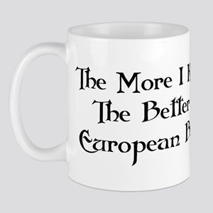 Like Burmese Mug