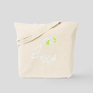 whitelittleslogo Tote Bag