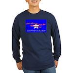 No Surrender Long Sleeve Dark T-Shirt
