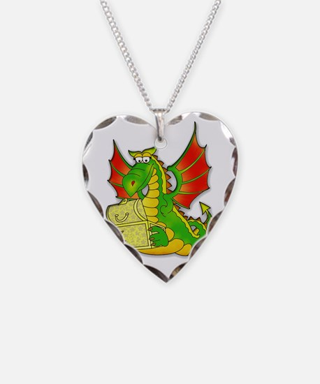 funny dragon Necklace