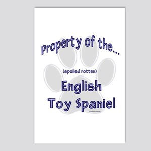 Toy Property Postcards (Package of 8)