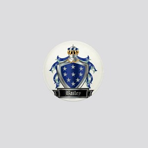 BAILEY COAT OF ARMS Mini Button