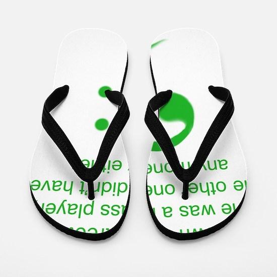 bass-money-1 Flip Flops