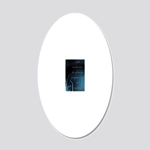 5_5x8_5 20x12 Oval Wall Decal