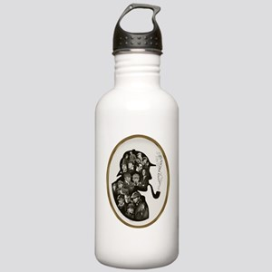 Manyfaces T  framed fo Stainless Water Bottle 1.0L