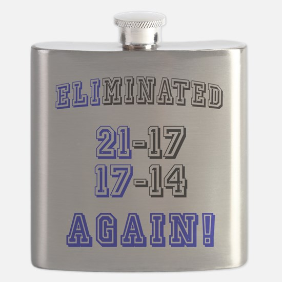 Eliminated Again! Flask