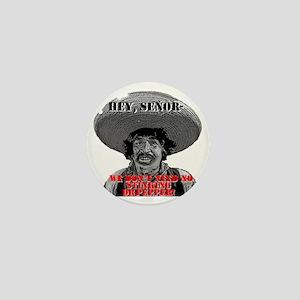 HeySenorC4-W Mini Button