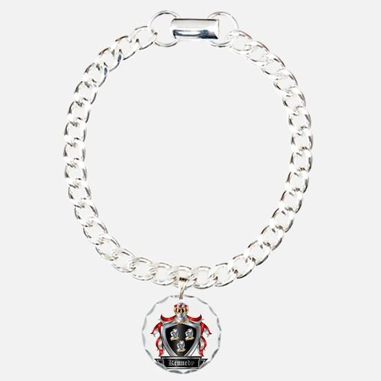 KENNEDY COAT OF ARMS Bracelet