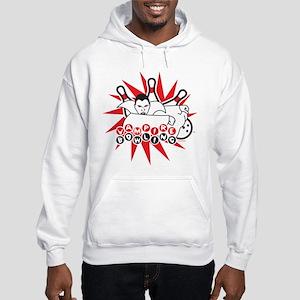Vampire Bowling Hooded Sweatshirt