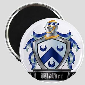 WALKER COAT OF ARMS Magnet