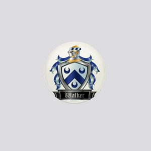 WALKER COAT OF ARMS Mini Button