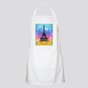 eiffel-tower-paris-france Apron