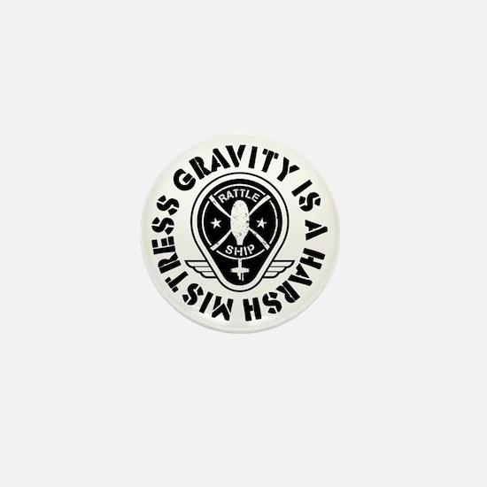 Rattleship Gravity Mini Button