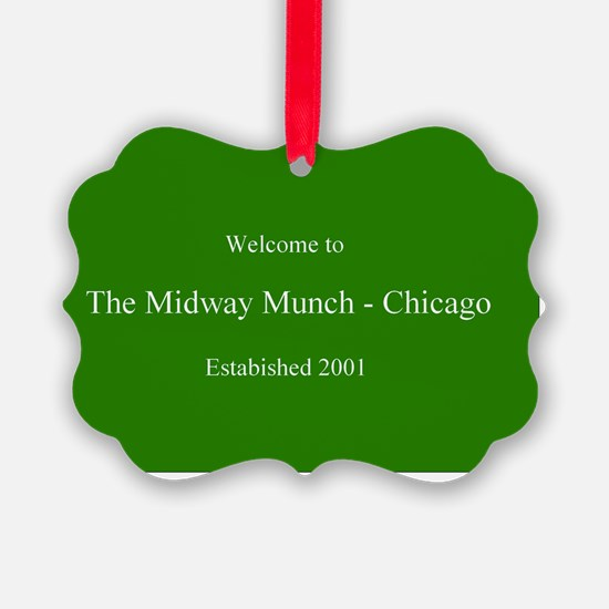 TheMidwayMunch Ornament