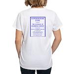 Covenant & Supersedure Zone Women's V-Neck T-Shirt