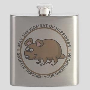 wombat Flask