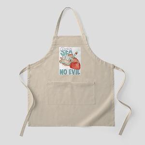 Sea No Evil Apron