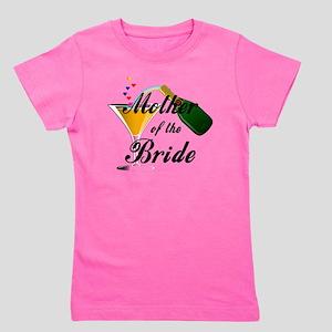 mother of bride black Girl's Tee