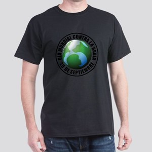 Spanish-Forever-Print Dark T-Shirt