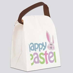 happyeaster Canvas Lunch Bag