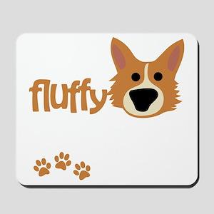 sofluffy_dark Mousepad