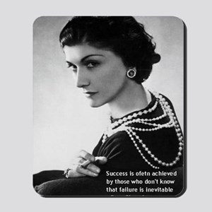 CocoChanel_Success3 Mousepad